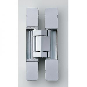 Sugatsune Heavy Duty Invisible Hinge Dull Chrome