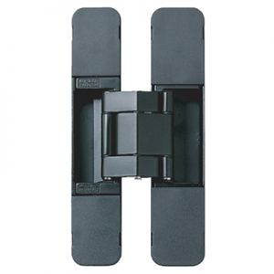 Sugatsune Heavy Duty Invisible Hinge HES3D-120 Black