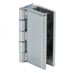 Sugatsune XLGH01 Stainless Steel Glass Door Hinge