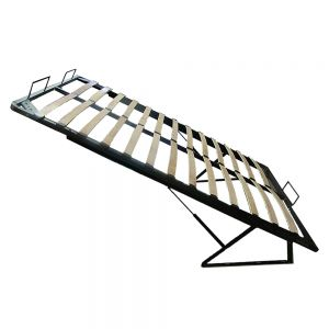 Selby X8009 Slat Bed Side Opening King