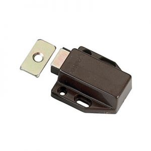 Sugatsune Magnetic Touch Latch for Medium Doors Brown