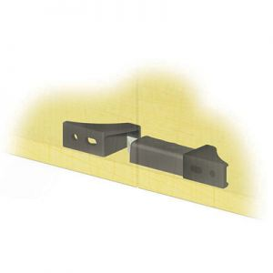 Timberline Double Door Latch