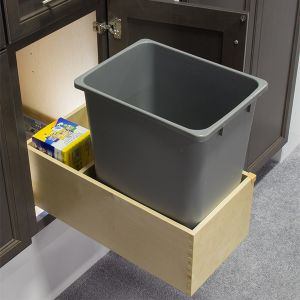 Tenn Tex Quik Tray Push to Open Trash Units