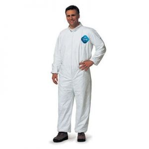 Tyvek Coveralls IS1202 Large