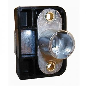 "Timberline Rectangle Body Door Lock - 3/32"" Setback"