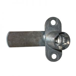 "Timberline Long Throw Cam Lock For Doors - 9/32"" Setback"