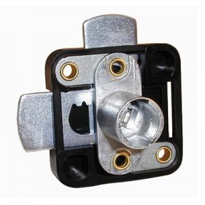 Timberline Double Door Straight Cam Lock