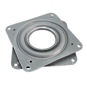 "Triangle Flat Square Lazy Susan Bearing 3"" and 4"""