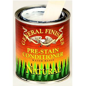 General Finishes Water Based Stain Natural Quart