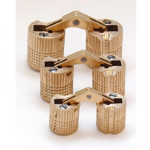 Wood Technology Invisible Cylinder Hinges