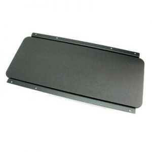 CompX Ergonomx Keyboard Tray with sliding mouse try