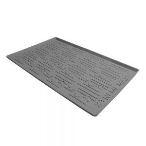 Xtreme Mat Under Sink Cabinet Mat Vanity Gray