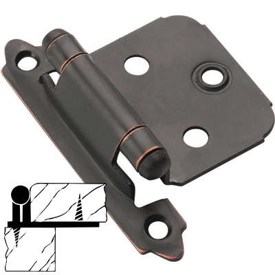 Surface Mount Hinges