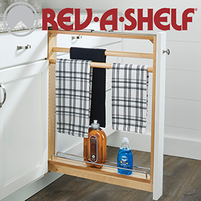 Rev-A-Shelf Banner Ad